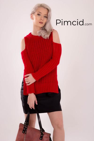 Suéter Off Shoulder
